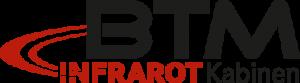 BTM Infrarotkabinen Logo