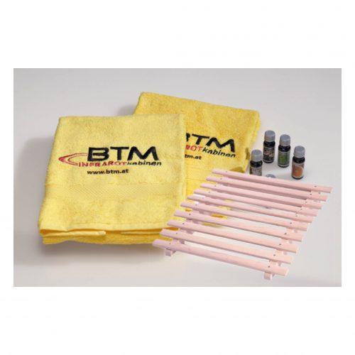 BTM Infrarotkabinen_Comfortpaket
