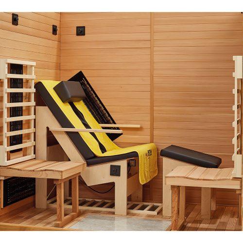 BTM Infrarotkabinen Therapeutica Relax 1 Comfort